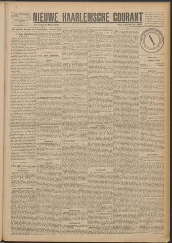 Nieuwe Haarlemsche Courant 1924-03-27