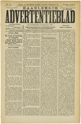 Haarlemsch Advertentieblad 1898-12-10