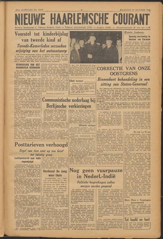 Nieuwe Haarlemsche Courant 1946-10-21