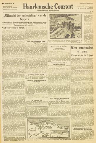 Haarlemsche Courant 1943-01-23