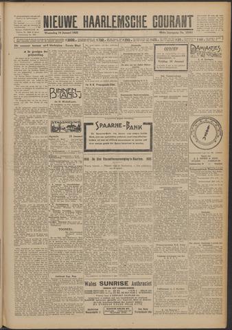 Nieuwe Haarlemsche Courant 1925-01-14