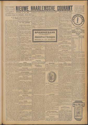 Nieuwe Haarlemsche Courant 1924-06-11