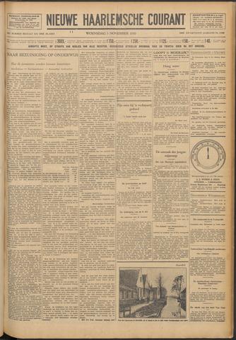 Nieuwe Haarlemsche Courant 1930-11-05