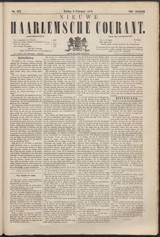 Nieuwe Haarlemsche Courant 1885-02-08