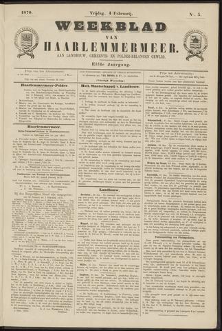 Weekblad van Haarlemmermeer 1870-02-04