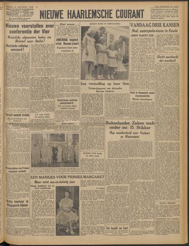 Nieuwe Haarlemsche Courant 1948-08-06