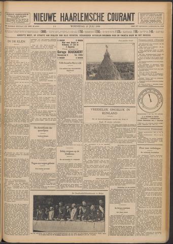 Nieuwe Haarlemsche Courant 1930-07-23