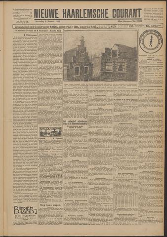 Nieuwe Haarlemsche Courant 1925-01-05