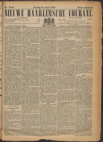 Nieuwe Haarlemsche Courant 1896-06-21