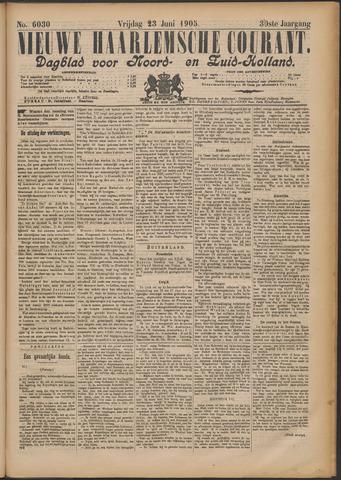 Nieuwe Haarlemsche Courant 1905-06-23