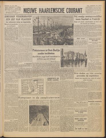 Nieuwe Haarlemsche Courant 1950-05-30