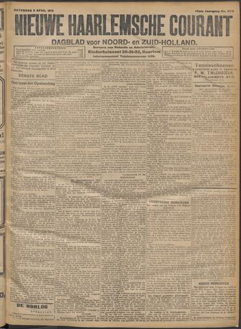 Nieuwe Haarlemsche Courant 1915-04-03