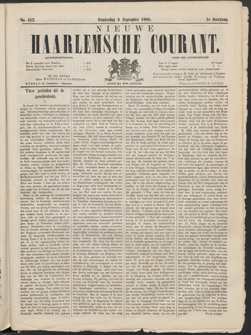 Nieuwe Haarlemsche Courant 1880-09-09