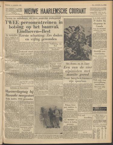 Nieuwe Haarlemsche Courant 1957-08-12