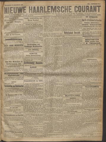 Nieuwe Haarlemsche Courant 1918-11-27