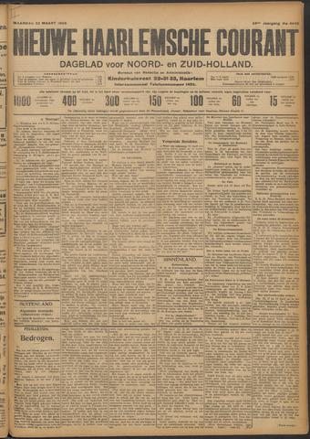 Nieuwe Haarlemsche Courant 1909-03-22