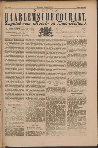 Nieuwe Haarlemsche Courant 1898-07-13
