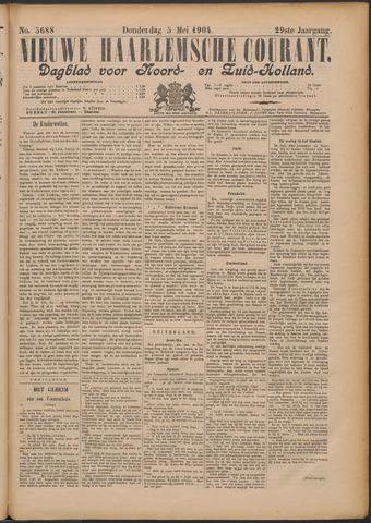 Nieuwe Haarlemsche Courant 1904-05-05