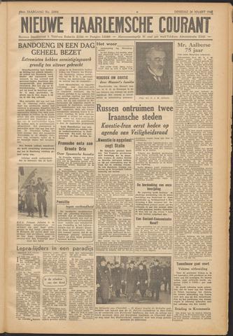 Nieuwe Haarlemsche Courant 1946-03-26