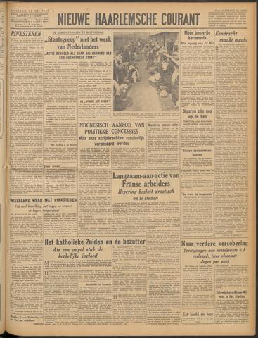 Nieuwe Haarlemsche Courant 1947-05-24