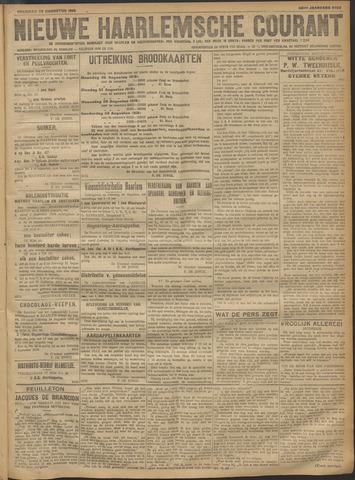 Nieuwe Haarlemsche Courant 1918-08-23
