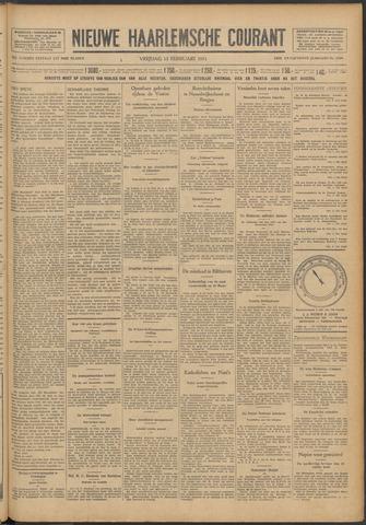 Nieuwe Haarlemsche Courant 1931-02-13