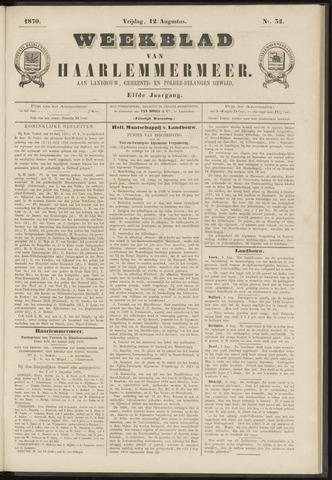 Weekblad van Haarlemmermeer 1870-08-12