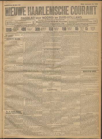 Nieuwe Haarlemsche Courant 1911-07-26