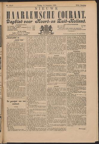 Nieuwe Haarlemsche Courant 1902-09-19