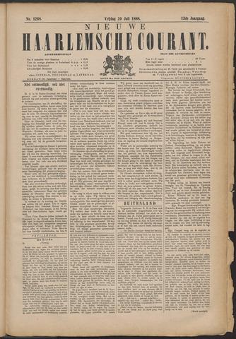 Nieuwe Haarlemsche Courant 1888-07-20