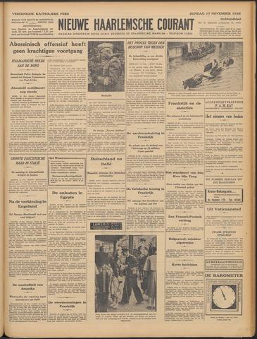Nieuwe Haarlemsche Courant 1935-11-17