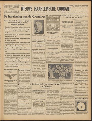 Nieuwe Haarlemsche Courant 1936-08-05