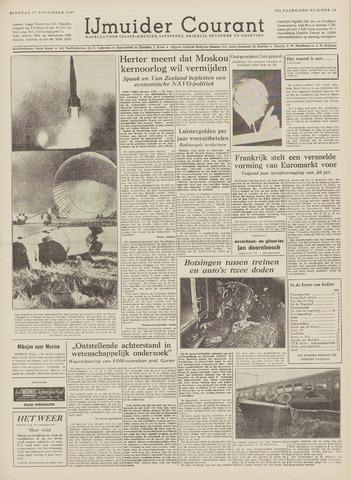 IJmuider Courant 1959-11-17