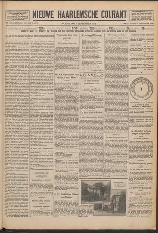 Nieuwe Haarlemsche Courant 1931-09-09