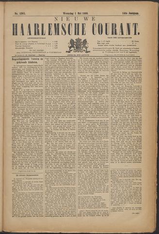 Nieuwe Haarlemsche Courant 1889-05-01