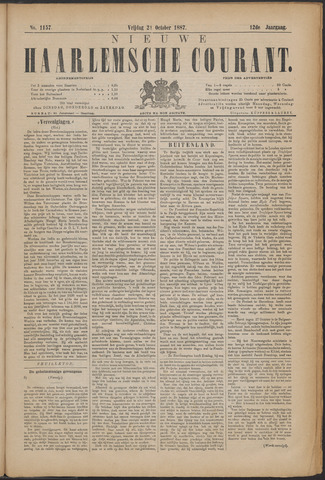 Nieuwe Haarlemsche Courant 1887-10-21