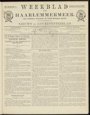 Weekblad van Haarlemmermeer 1887-02-12