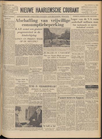 Nieuwe Haarlemsche Courant 1952-02-05