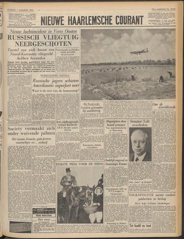 Nieuwe Haarlemsche Courant 1953-08-01