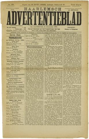 Haarlemsch Advertentieblad 1888-12-15