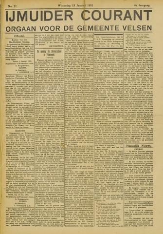 IJmuider Courant 1921-01-12
