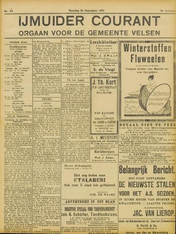 IJmuider Courant 1921-09-24
