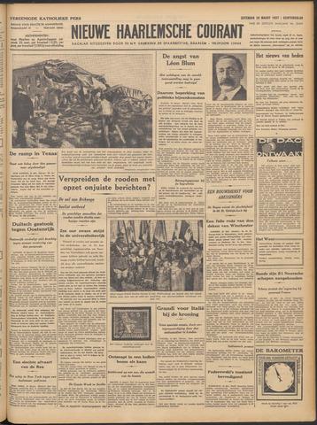 Nieuwe Haarlemsche Courant 1937-03-20