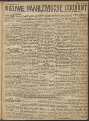 Nieuwe Haarlemsche Courant 1918-02-04