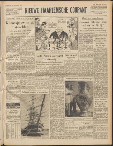 Nieuwe Haarlemsche Courant 1959-09-23