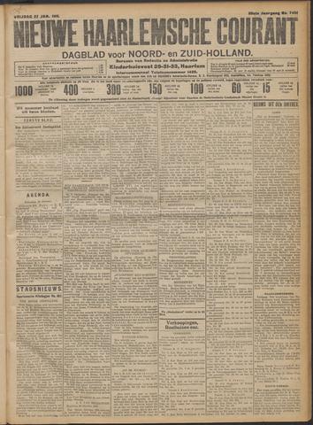 Nieuwe Haarlemsche Courant 1911-01-27