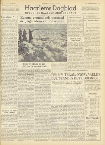Haarlem's Dagblad 1954-02-02