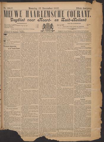 Nieuwe Haarlemsche Courant 1897-12-13
