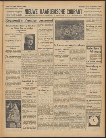 Nieuwe Haarlemsche Courant 1933-12-30