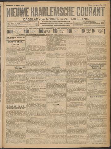 Nieuwe Haarlemsche Courant 1912-04-22